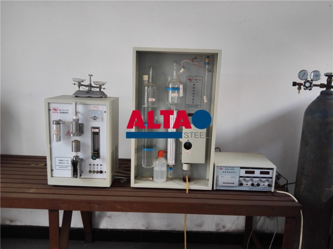 Carbon-sulphur analytical instrument